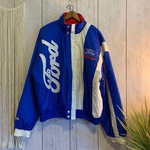 Vintage Ford Racing NASCAR Lightweight Jacket
